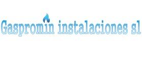 logotipo de GASPROMIN INSTALACIONES SL.